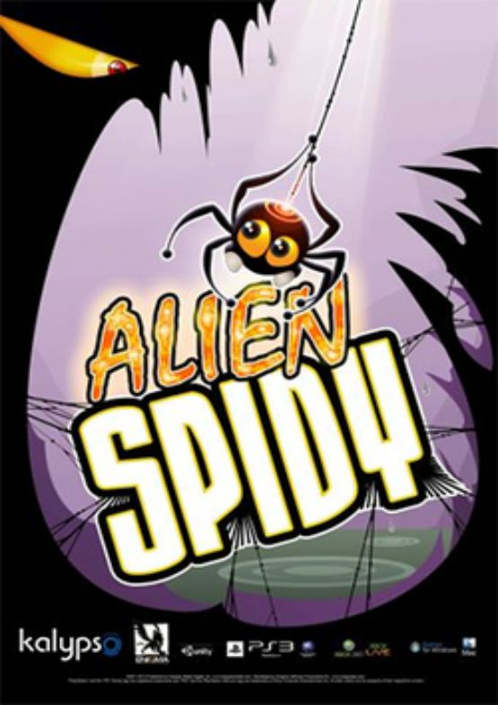 download alien spidy for pc