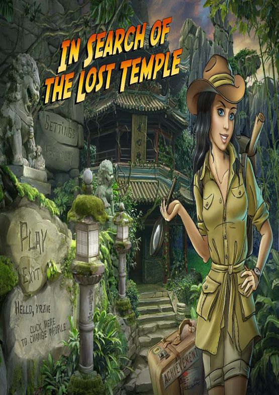 download in search of the lost temple for pc