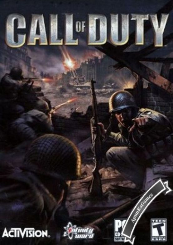download call of duty 1 for pc