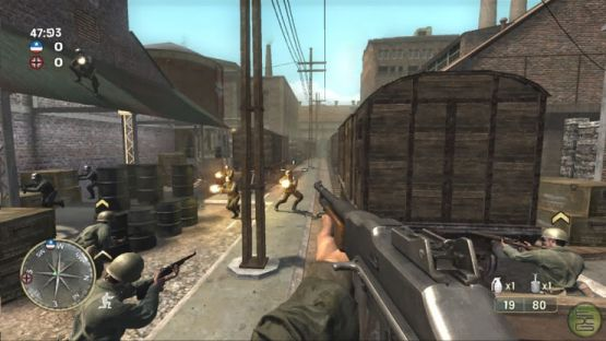 download call of duty 1 game for pc highly compressed