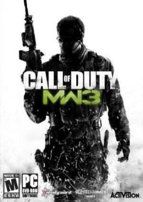 download call of duty modern warfare 3 for pc