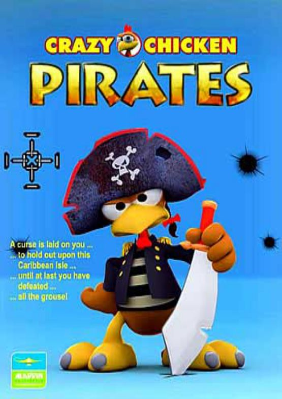 download crazy chicken pirates for pc