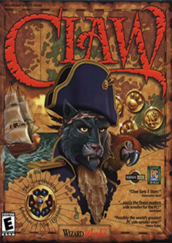 download captain claw for pc