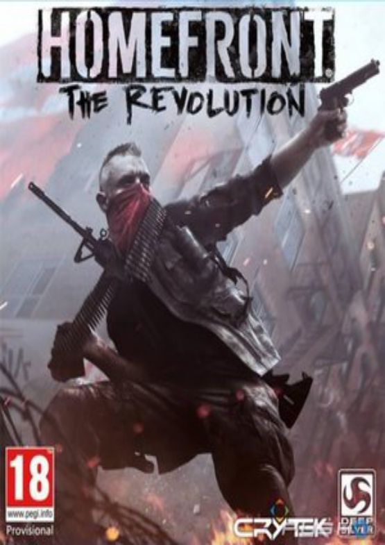 download homefront the revolution for pc