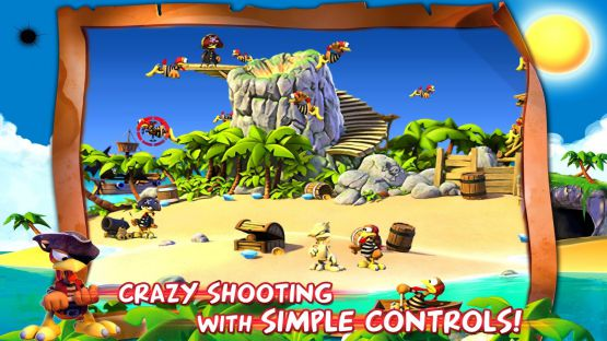 download crazy chicken pirates game for pc