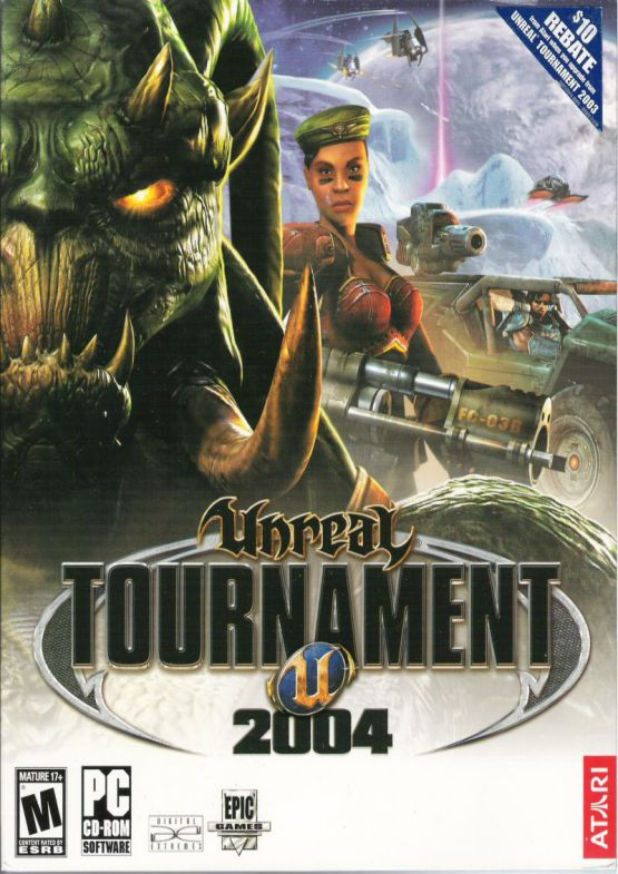 download unreal tournament 2004 for pc