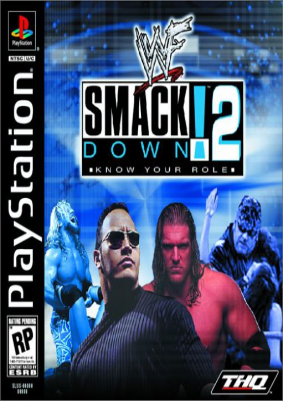 download wwe smackdown 2 for pc