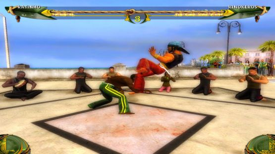 download martial arts capoeria game for pc