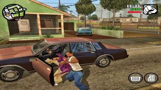gta  san andreas full game