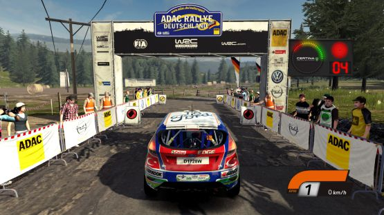 download wrc 4 fia world rally championship game for pc full version