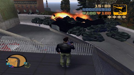 download grand theft auto gta 3 game for pc highly compressed