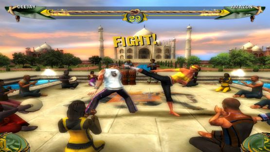 download martial arts capoeria game for pc highly compressed