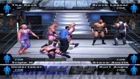 download wwe smackdown 2 game for pc highly compressed