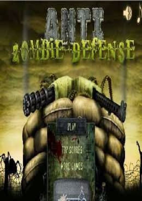 download anti zombie defense for pc