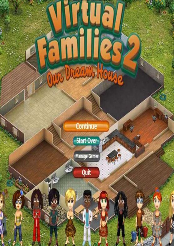 download virtual families 2 for pc