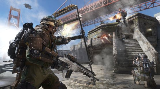 download call of duty advanced warfare game for pc