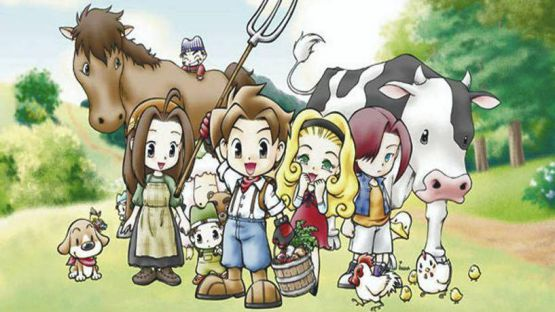 download harvest moon game for pc