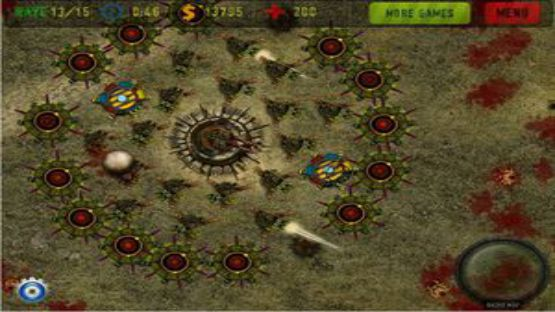 download anti zombie defense game for pc