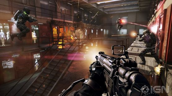 download call of duty advanced warfare game for pc full version