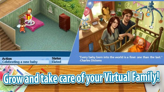 download virtual families 2 game for pc full version