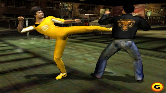 download Bruce Lee Call Of The Dragon game for pc full version