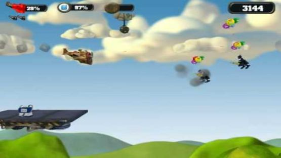 download crazy chicken sky botz game for pc highly compressed