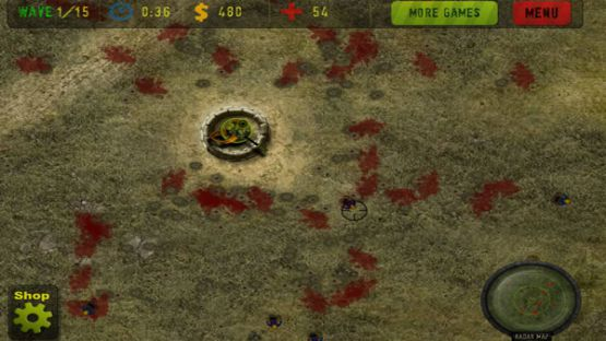 download anti zombie defense game for pc highly compressed