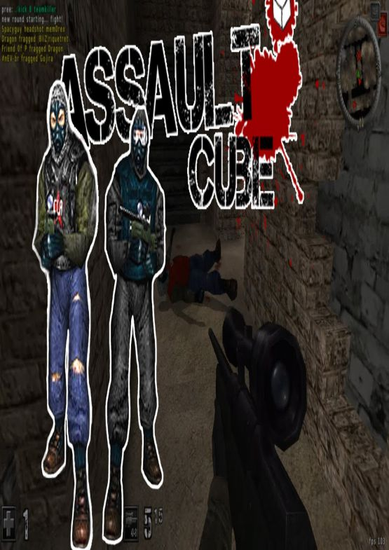download AssaultCube for pc