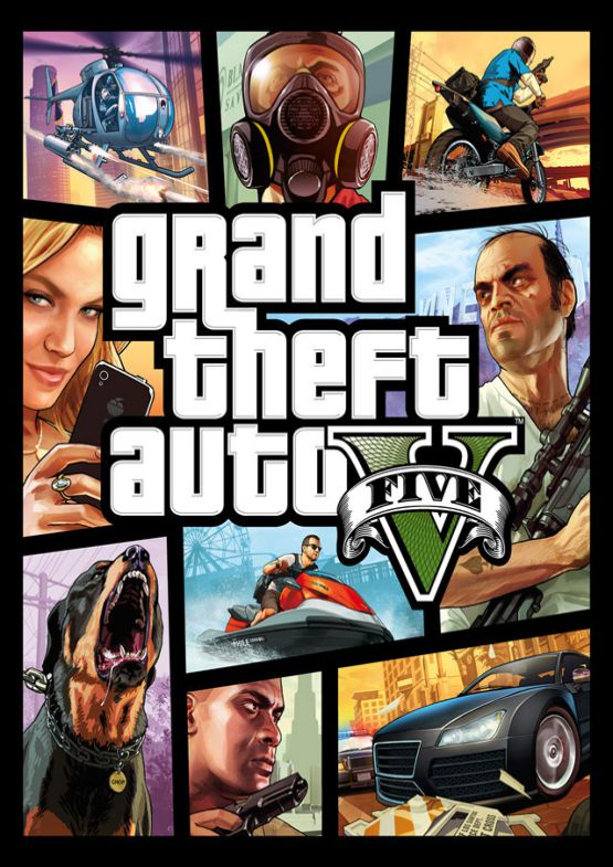 download Grand Theft Auto V for pc