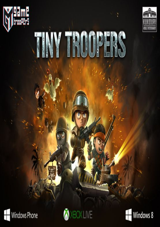 Tiny Troopers Game Download Free For PC Full Version - Storm