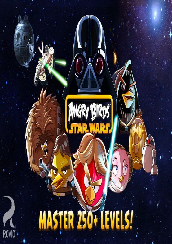 download Angry Bird Stars Wars for pc