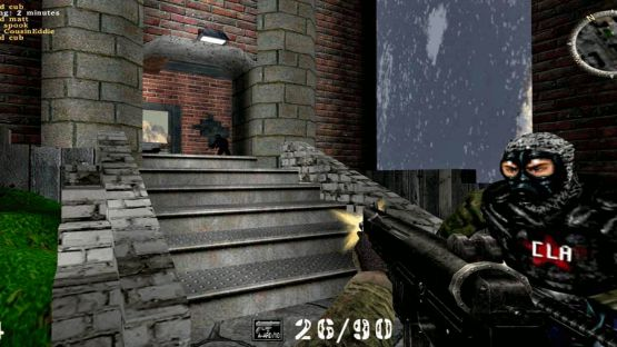 download AssaultCube game for pc