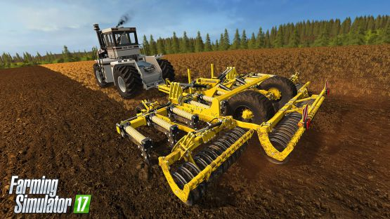 download Farming Simulator 17 game for pc