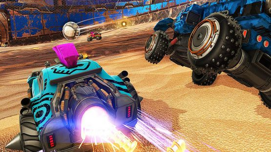 download Rocket League Chaos Run game for pc