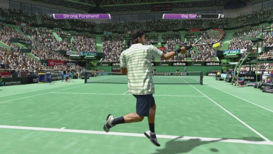 download Virtua Tennis game for pc