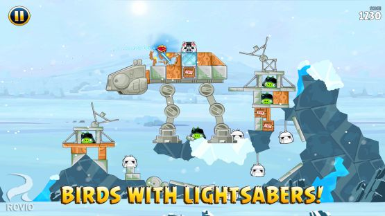 download Angry Bird Stars Wars game for pc