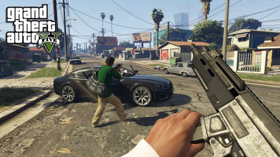 download Grand Theft Auto V game for pc full version