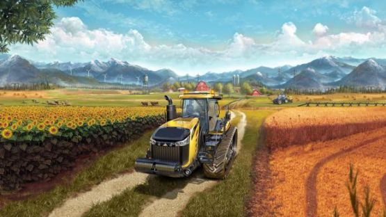 download Farming Simulator 17 game for pc full version