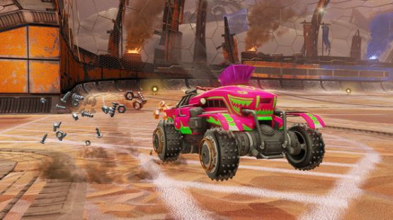 download Rocket League Chaos Run game for pc full version