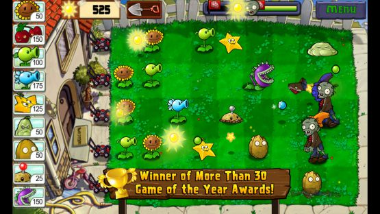 download Plants vs Zombies game for pc full version