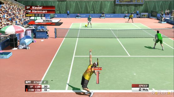 download Virtua Tennis game for pc full version