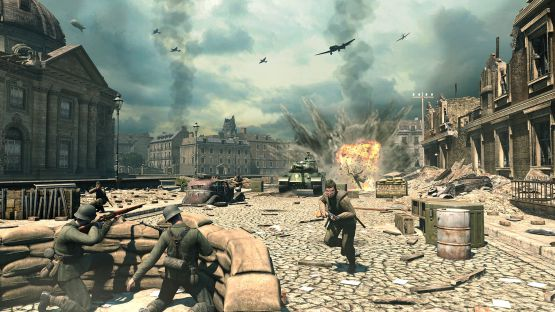 download Sniper Elite V2 2012 game for pc full version