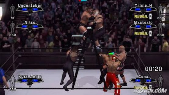 download WWE Smackdown Vs Raw 2007 game for pc