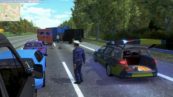 download Police Simulator game for pc full version