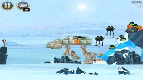 download Angry Bird Stars Wars game for pc full version