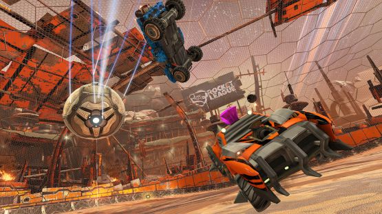 download Rocket League Chaos Run game for pc highly compressed