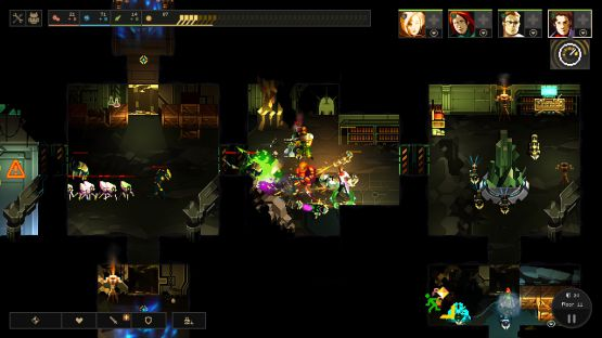 download Dungeon of The Endless Complete Edition game for pc highly compressed