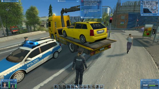 download Police Simulator game for pc highly compressed