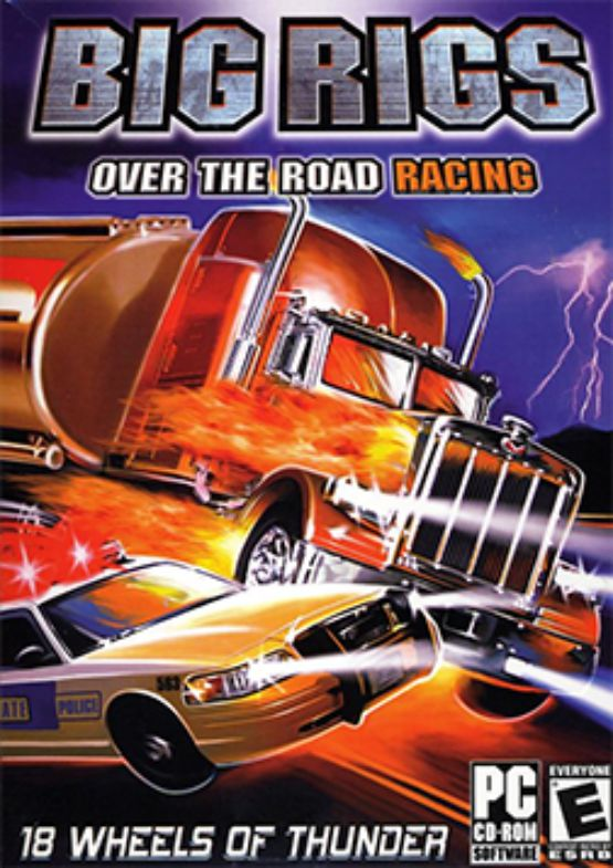 download Big Rigs Over the Road Racing for pc