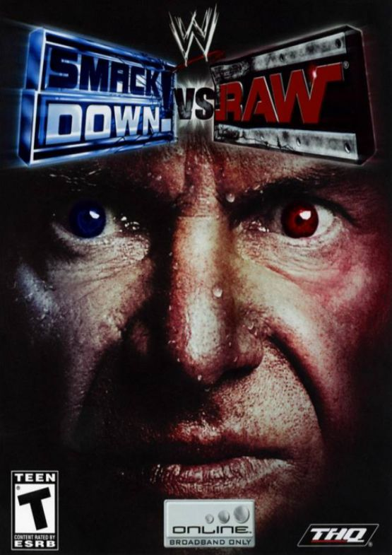 download Smackdown Vs Raw for pc